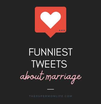 Funniest Tweets About Marriage