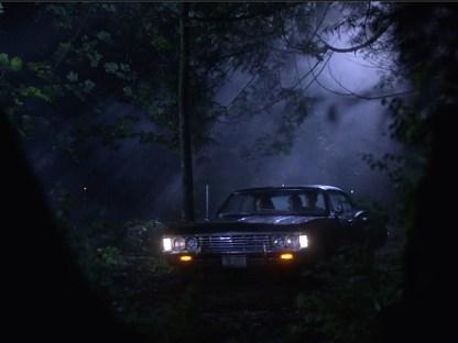 "Baby creeps up. Supernatural Season 10 Episode 4 ""Paper Moon"""