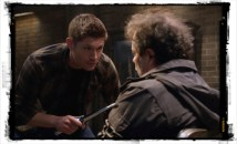 Metatron knows how to push Dean's buttons