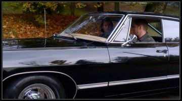 """Stakeout! Supernatural Season 10 Episode 11 """"There's No Place Like Home"""""""