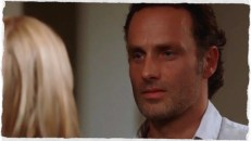 Jessie tells Rick its not all bad in Alexandria