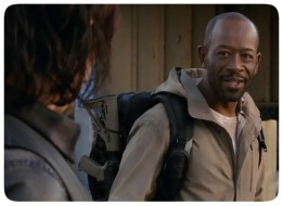 Daryl realizes that Morgan is looking for Rick