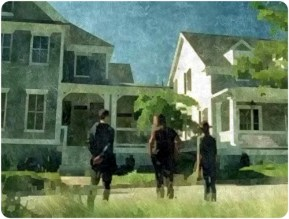 silk Ethan Carl Rick Grimes Remember The Walking Dead