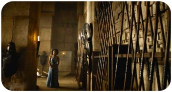 Gray Worm is not willing to play along with MIssandei