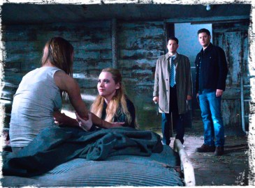 Claire Amelia Supernatural Angel Heart