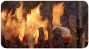Burning Charlie Supernatural The Prisoner
