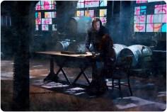 Sam Rowena Supernatural The Prisoner