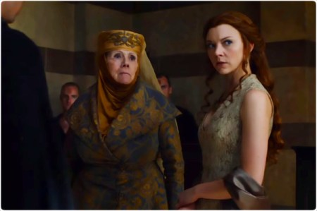 Olenna Margaery inquest Game of Thrones Unbowed Unbent Unbroken