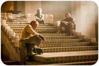 Jorah Tyrion Daario Game of Thrones Mothers Mercy