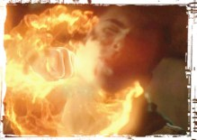 fire fist Teen Wolf Strange Frequencies
