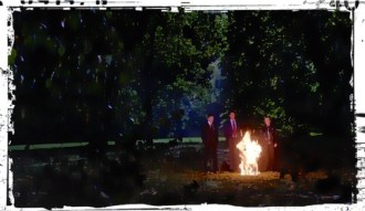 Burning Rabbit far Supernatural Plush