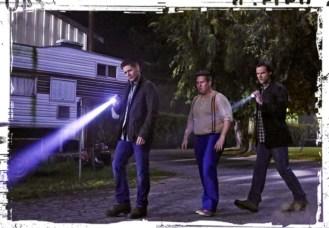 Dean Sully Sam RV Supernatural Just My imagination