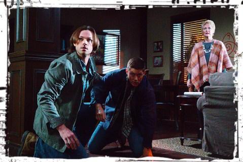 Sam Dean Mildred Supernatural Into the Mystic