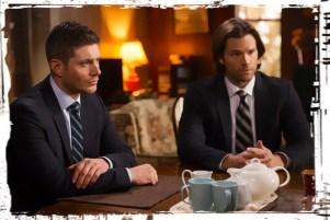Dean Sam Supernatural Safe House