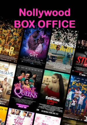 Nollywood Box Office Image