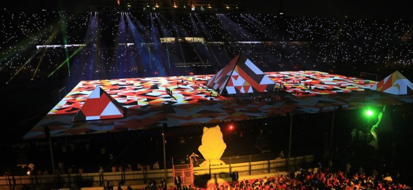 afcon opening ceremony