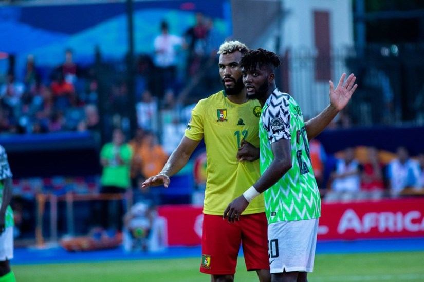 Nigeria simply could not get close enough to Choupo-Moting, who constantly found space behind Ndidi in the first half