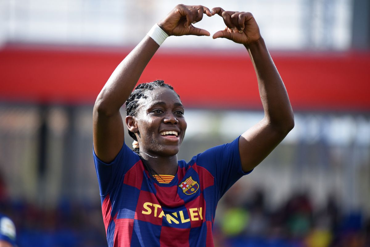 CAF AWARDS: ASISAT OSHOALA WINS WOMEN'S PLAYER OF THE YEAR