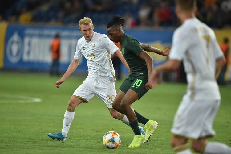 joe aribo was rohr's joker on tuesday night