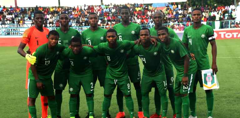 nigeria prepare for the u17 world cup
