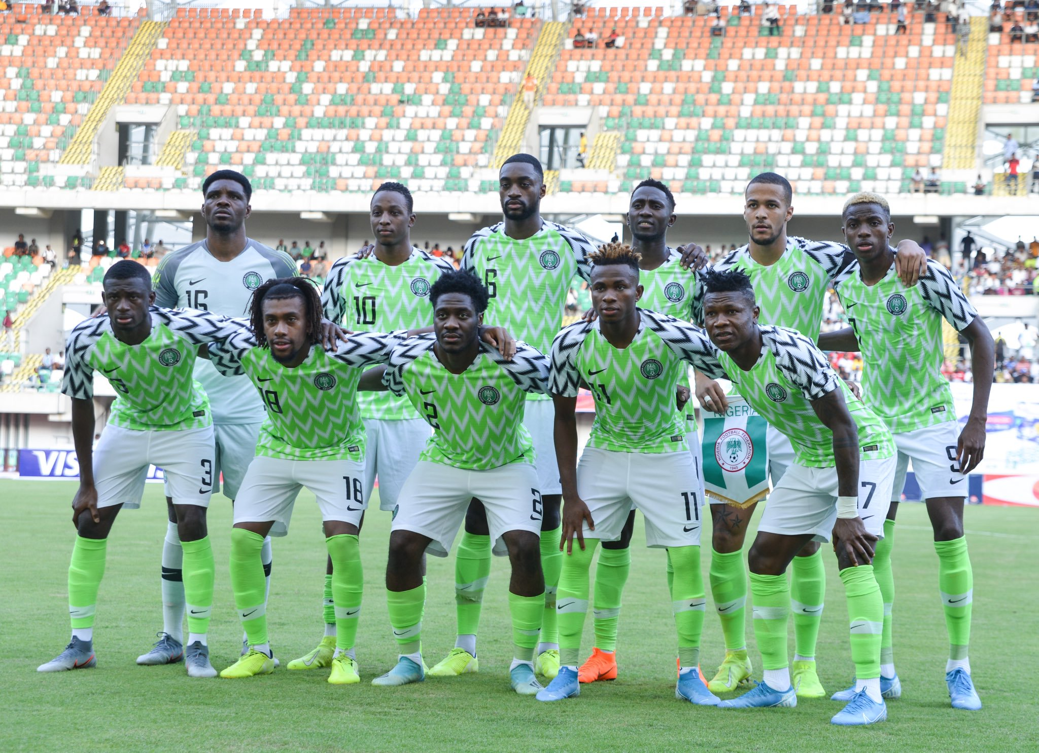AFCON 2021: NIGERIA OVERCOME STUBBORN SQUIRRELS