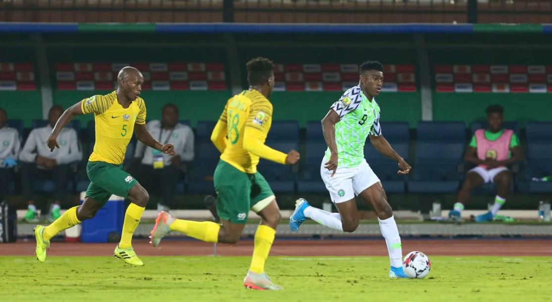 U-23 AFCON: NIGERIA BOW OUT OF OLYMPIC CONTENTION