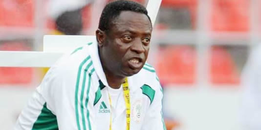 former super eagles coach amodu shaibu