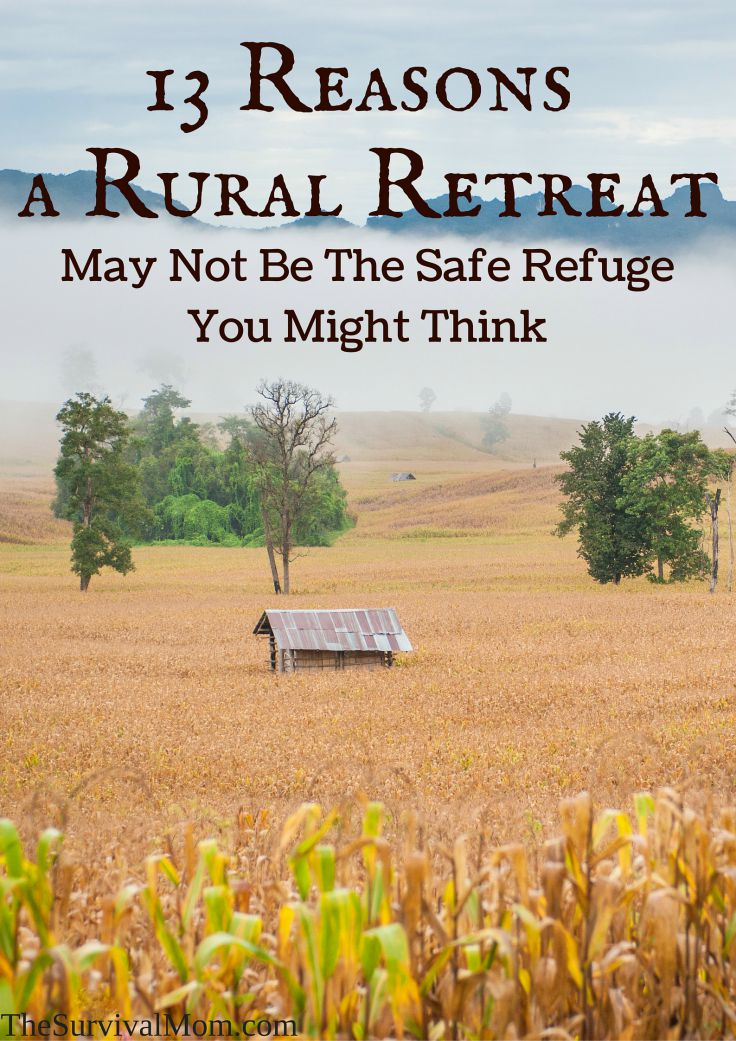rural survival retreats