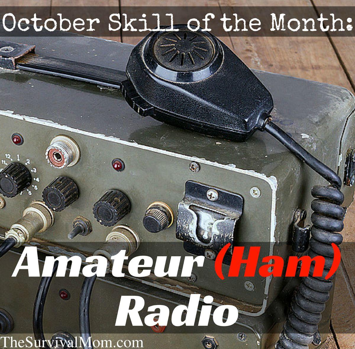 ham radio for beginners