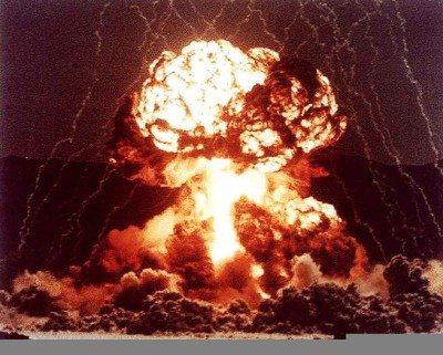 Nuclear detonation-Jim Acosta