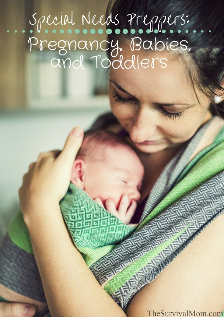 Preppers- Babies pregnancy toddlers