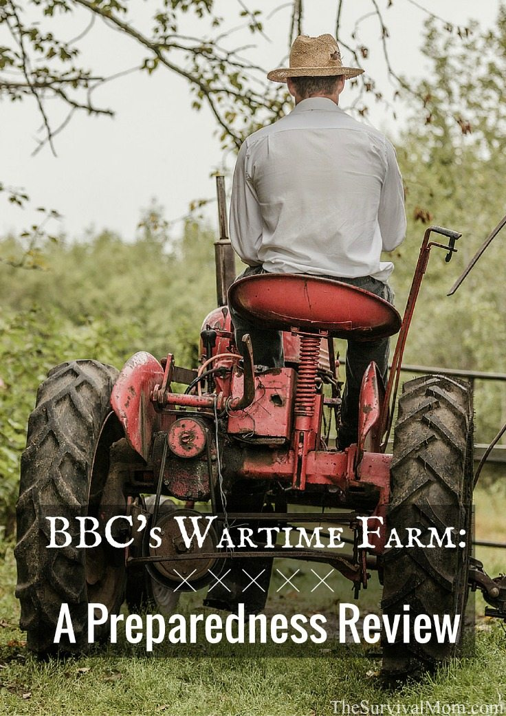 wartime farm review