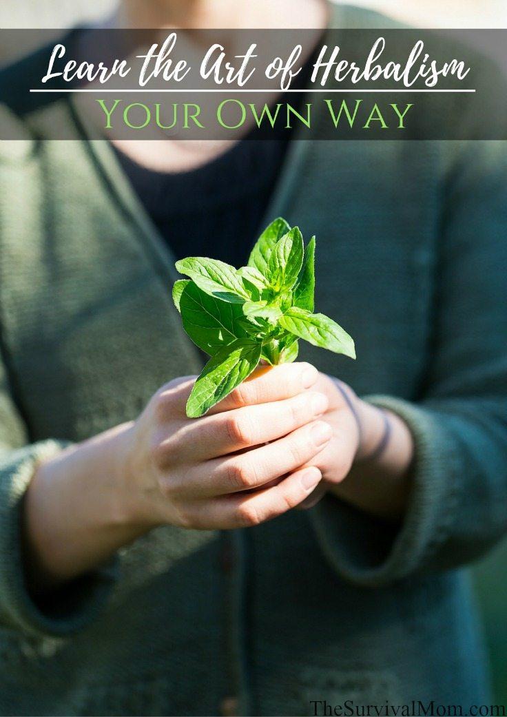 Learn Art of Herbalism