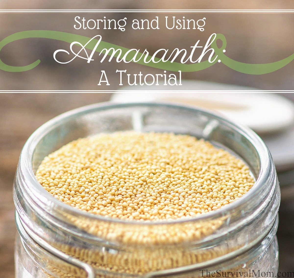 amaranth tutorial