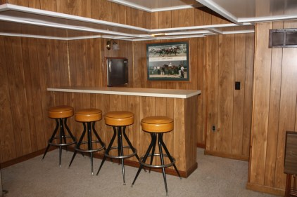 Basement Bar