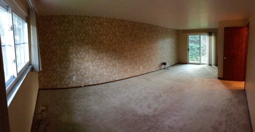 How on earth will we fill this master bedroom?