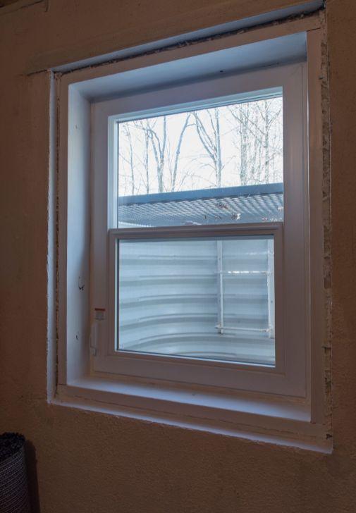 48 Egress Window