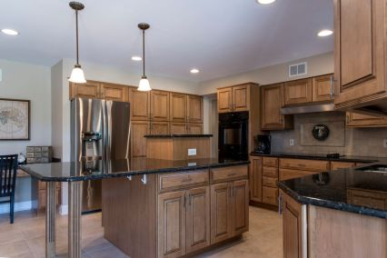 12 Kitchen granite