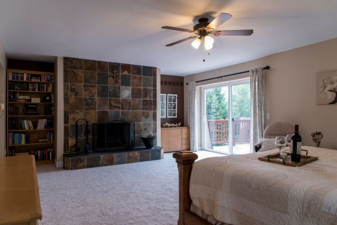 32 Master Bedroom Fireplace