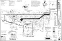 Hidden Valley Estates - Site Plan