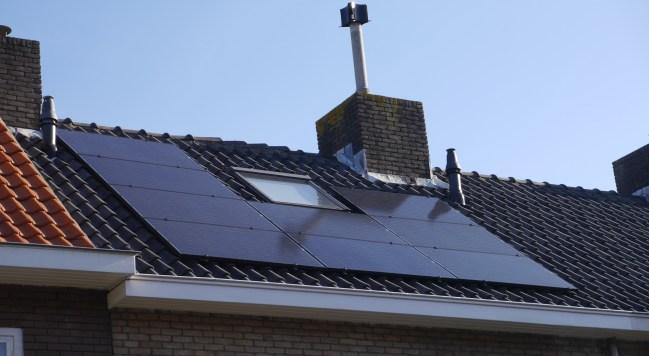 Jaloers op de zonnepanelen