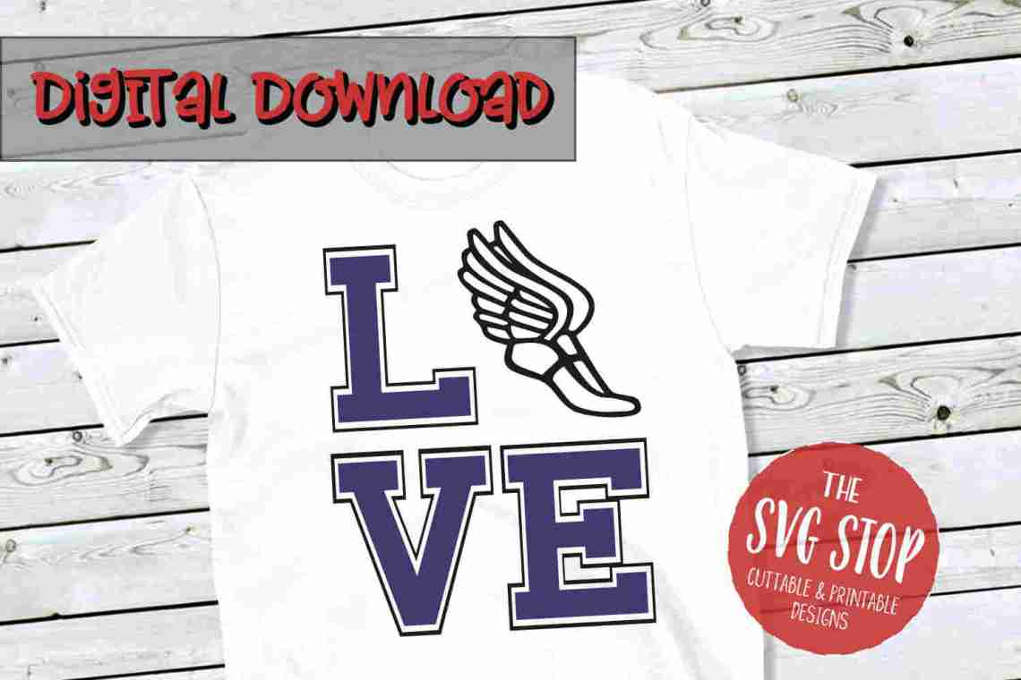 Download Love Cross Country SVG, DXF, PNG, EPS - Cut File