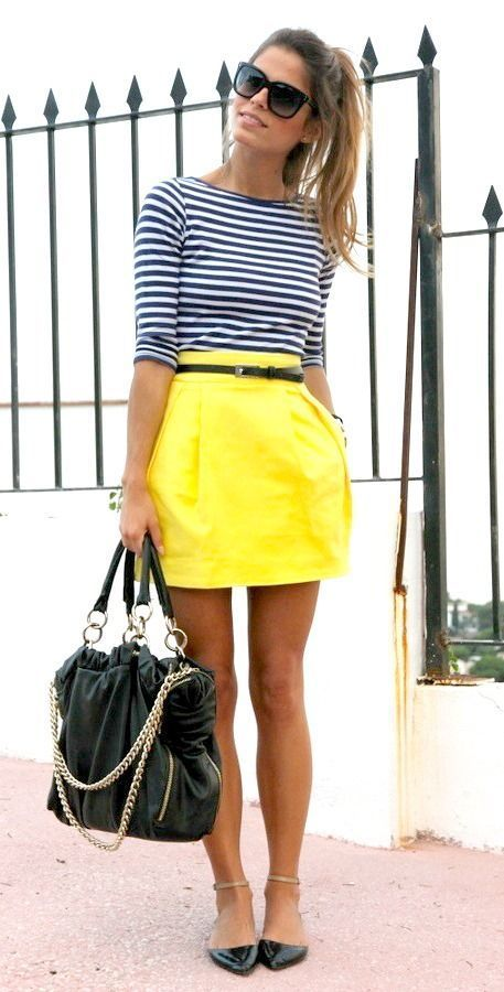 25 Flawless Spring Outfit Ideas | The Swag Fashion