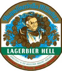 Augustiner Helles (Helles), 500ml, 5.2% or 2.6 units - Superb, hoppy Munich helles. Augustiner Oktoberfest Bier (Spezial), 500ml, 6% or 3.0 units - Specialist beer for Munich Octoberfest