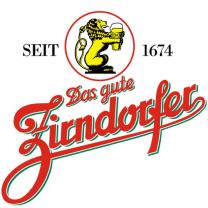 Zindorfer Landbier (Dunkel), 500ml, 5.0% or 2.5 units - Medium brown quaffing lager