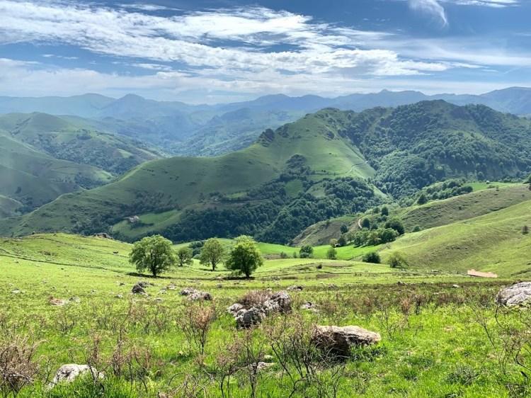 Camino de Santiago: Pyrenees