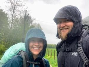Camino: Wet Pilgrims