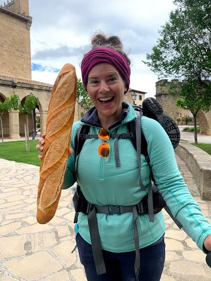 Camino De Santiago: Trail snacks