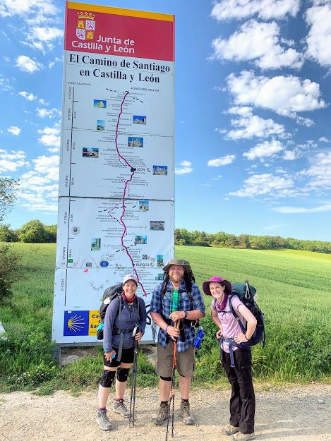 Camino: Castille y Leon