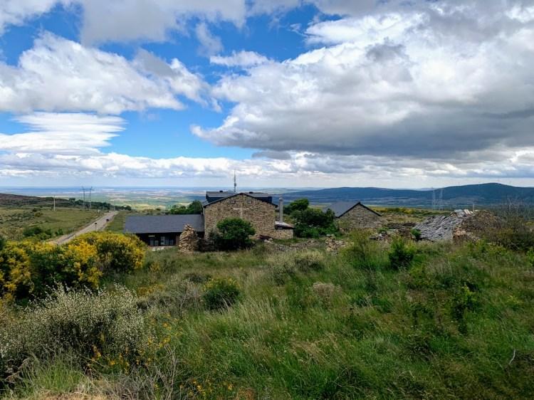 Camino De Santiago: Foncebadon